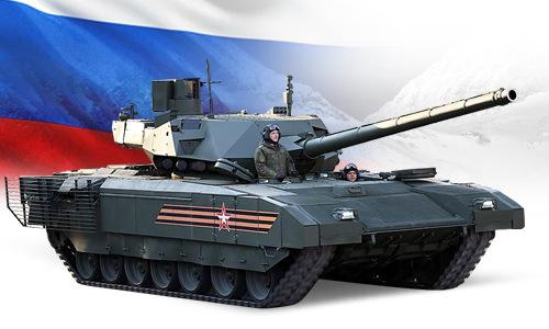 Sức mạnh siêu tăng T-14 Armata. Bấm vào ảnh để xem đầy đủ.