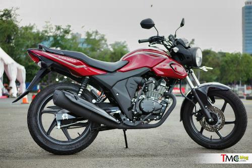 Honda CB150 Verza 2018.
