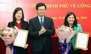 Thứ trưởng Lao động làm Phó bí thư Bắc Ninh