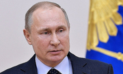Putin viếng các nạn nhân thiệt mạng trong vụ hỏa hoạn Nga
