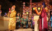 Người dân Huế tế lễ đàn Xã Tắc lúc rạng sáng