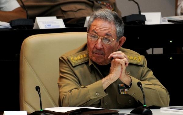 Chủ tịch Cuba Raul Castro. Ảnh: Reuters.