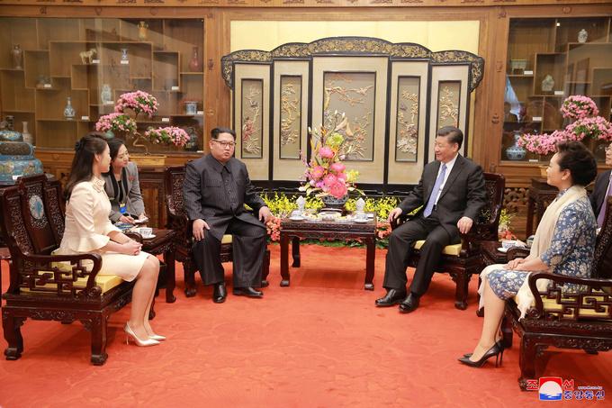 Chuyến thăm Trung Quốc khiến cả thế giới bất ngờ của Kim Jong-un