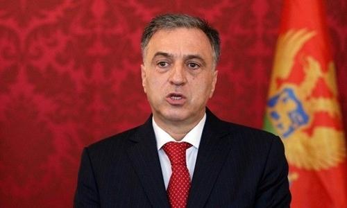 Tổng thốngMontenegroFilip Vujanovic. Ảnh: APA.