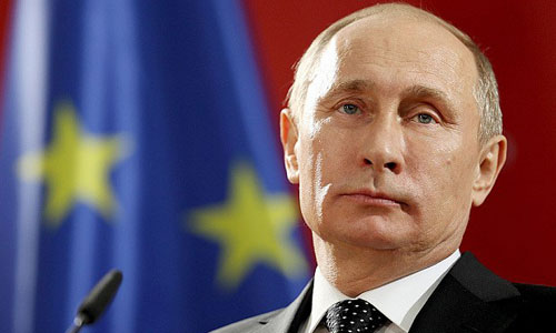 Tổng thống Nga Vladimir Putin. Ảnh: AFP.