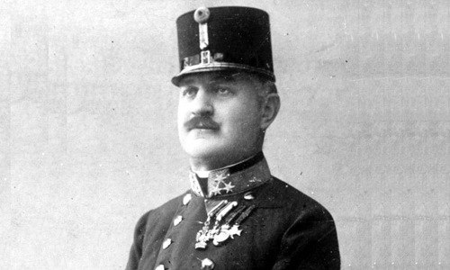 Đại tá Alfred Redl. Ảnh: Wikipedia.
