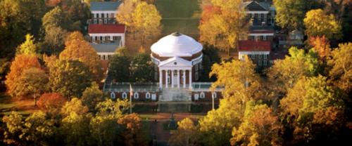 Đại học Bang Virginia được thành lập bởi Tổng thống Mỹ - Thomas Jefferson vào năm 1819 ở thành phố Charlottesville.
