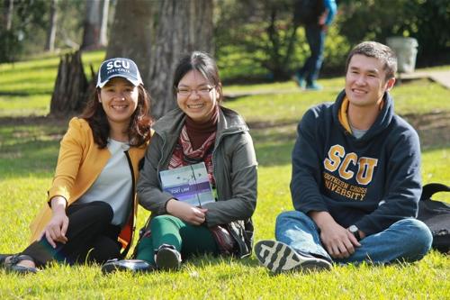 Tiêu đề Ngày hội tuyển sinh du học Úc: Việc làm và Hoạch định tương lai - 1