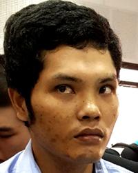 Vài tháng sau khi kháng cáo xin được sống, Thal không được tòa cấp cao chấp thuận. Ảnh: Phúc Hưng.