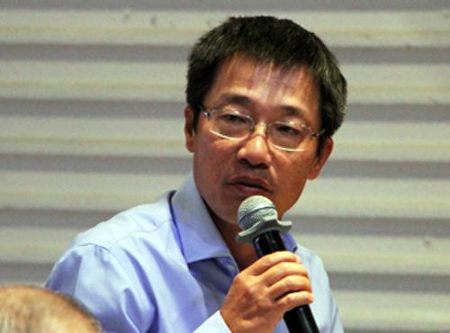 Phó tổng giám đốc ACV Đỗ Tất Bình. Ảnh: Hữu Nguyên