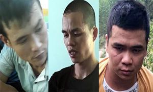 Hơn 130 km tháo chạy của ba nghi can bắn chết người ở Kon Tum