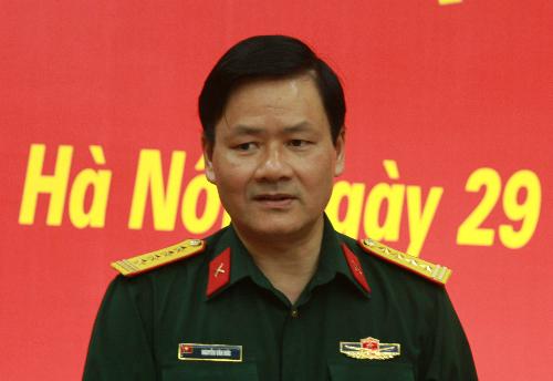 Đại tá Nguyễn Văn Đức. Ảnh: HT