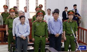 Bị cáo Đinh La Thăng nhận tiếp 18 năm tù, bồi thường 600 tỷ