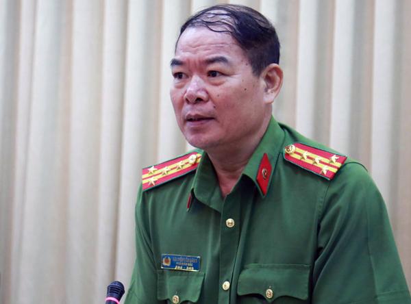 Đại tá Nguyễn Văn Băng.