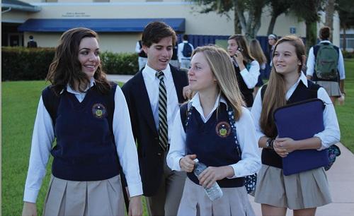 Học sinh tham gia chương trình nội trú IB sẽ được chuẩn bị tốt nhất vào các trường đại học.