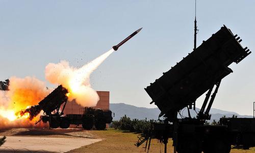 Tổ hợp tên lửa Patriot PAC-2 của Arab Saudi. Ảnh: National Interest.