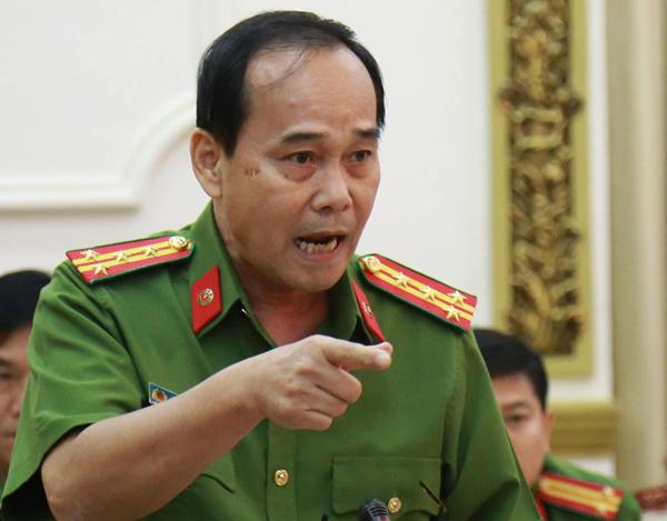 Đại tá Nguyễn Minh Thông.