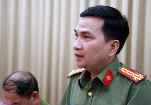 Đại tá Nguyễn Sỹ Quang.
