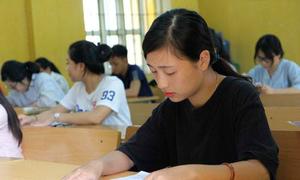 Thí sinh cả nước bắt đầu đăng ký dự thi THPT quốc gia