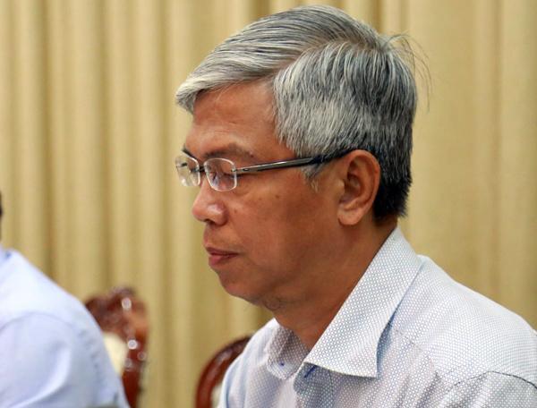 Ông Võ Văn Hoan.