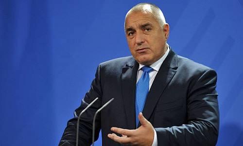 Thủ tướng Bulgaria Boyko Borissov. Ảnh: Novinite.
