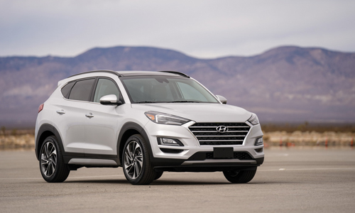 Hyundai Tucson 2019 ra mắt tại New York Auto Show 2018.