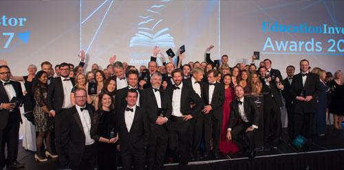 Apollo English tiếp tục nhận giải thưởng Educatioinvestor Awards 2018
