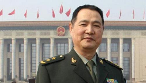 Trung tướng Vương Hồng Quang. Ảnh: Asia Times.