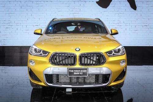 BMW X2 2018 giá từ 96.000 USD tại Thái Lan