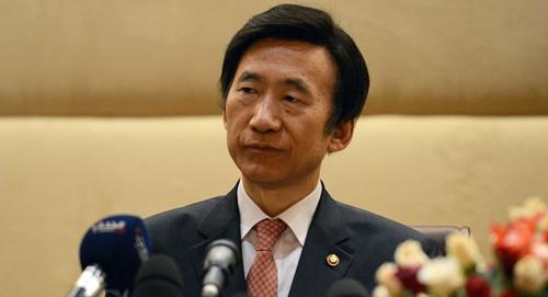 Cựu ngoại trưởng Hàn Quốc Yun Byung-se. Ảnh: SCMP.