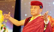 Đức Gyalwang Drukpa nói về hạnh phúc với 500 doanh nhân, trí thức TP HCM
