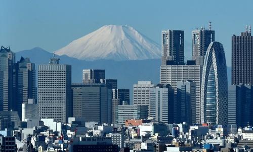 Trung tâm thủ đô Tokyo của Nhật Bản có thể bị ngập sâu, có nơi kéo dài cả tuần, nếu siêu bão đổ bộ gây sóng thần. Ảnh minh họa: AFP.