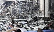 Hà Nội xảy ra bốn vụ cháy trong một ngày