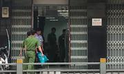 Hai thanh niên cướp ngân hàng ở TP HCM