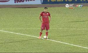 TP HCM 1-0 Khánh Hòa