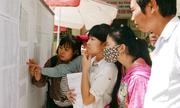 Bộ Giáo dục lập hệ thống hỗ trợ thông tin tuyển sinh 2018