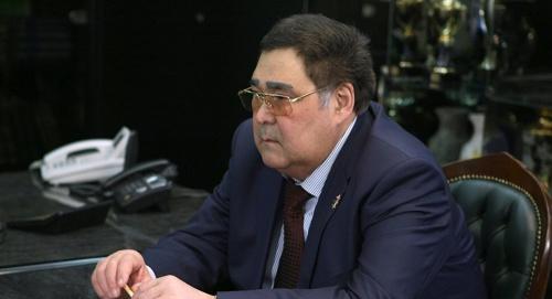 Aman Tuleyey, thống đốc