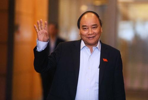 Thủ tướng Nguyễn Xuân Phúc. Ảnh: Giang Huy.