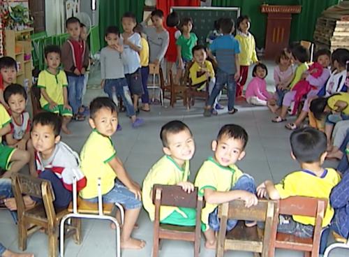 Hơn 600 trẻ phải ở nhà vì không có trường mầm non
