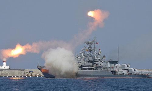 Nga bố trí trận địa tên lửa hành trình trên mọi hướng chiến lược