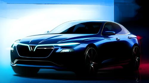 Hai mẫu xe đăng ký bảo hộ được phát triển từ hai mẫu thiết kế do người tiêu dùng bình chọn nhiều nhất trong cuộc thi Chọn xế yêu cùng VinFast - 1 tháng 10/2017.