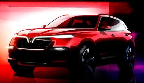 Theo kế hoạch, hai mẫu xe mang thương hiệu Việt sẽ tham gia triển lãm ôtô Quốc tế Paris.