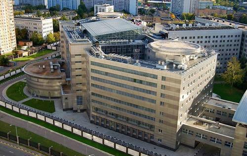 Trụ sở GRU tại thủ đô Moscow của Nga. Ảnh: Wikimap.