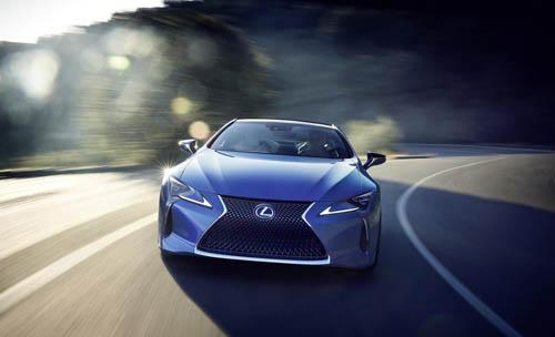 Lexus trẻ trung hơn dưới thời kỳ phát triển mới.