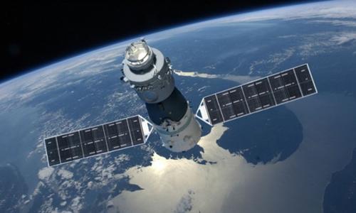 Trạm Thiên Cung 1 mang lại nhiều thành tựu đáng nhớ cho Trung Quốc. Ảnh: Space.