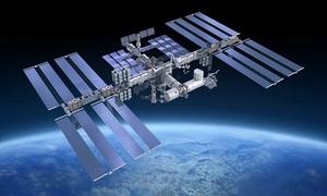 Viễn cảnh Trạm Vũ trụ Quốc tế rơi xuống Trái Đất