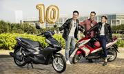 Những tiện ích của Honda Air Blade cho khách Việt