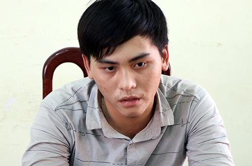 Nguyễn Văn Hải thừa nhận đánh chết con riêng của vợ hờ. Ảnh: Văn Trăm.