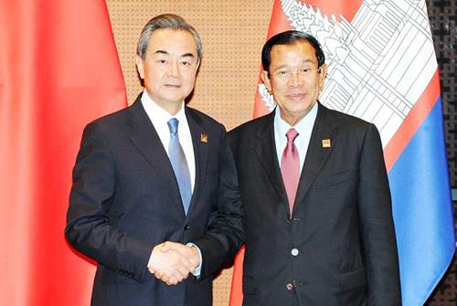 Thủ tướng Hun Sen nói được Trung Quốc ủng hộ tái tranh cử
