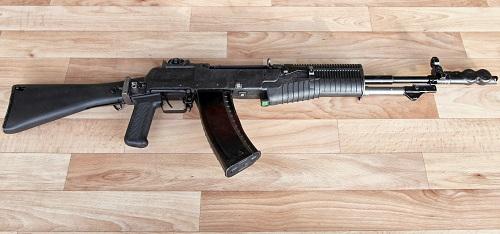 Một khẩu AN-94 của đặc nhiệm Nga. Ảnh: RBTH.